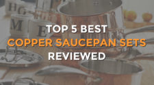 Top 5 Best Copper Saucepan Sets