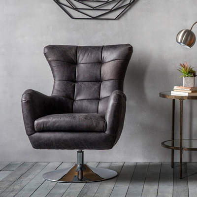 Havza Armchair by Borough Wharf