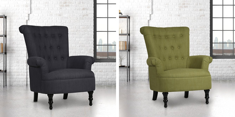 Edinburgh Armchair by Home & Haus