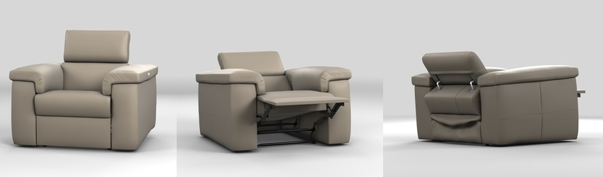 Horizon Electric Recliner Chair