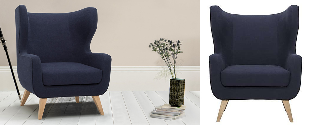 Jude Wingback Armchair