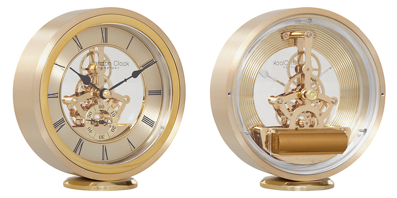 Round Carriage Clock by London Clock Company