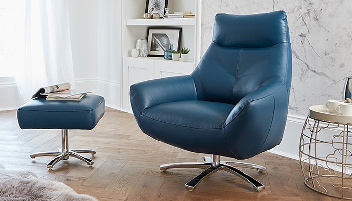 Orzo Swivel Armchair
