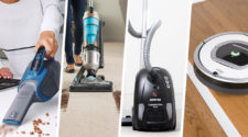 Different Types of Vacuum Cleaners, Pros and Cons