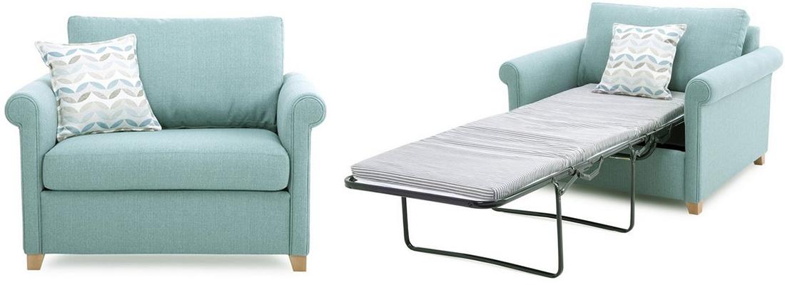 Anya Cuddler Single Sofa Bed