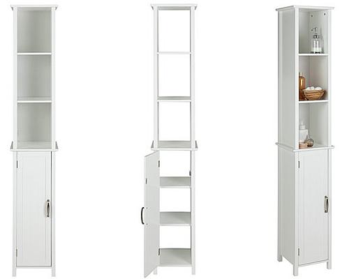 Best Tall Bathroom Storage Cabinets, Tall Narrow Bathroom Storage Cabinet