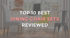 Top 10 Best Dining Chair Sets | Pairs and Sets of 4