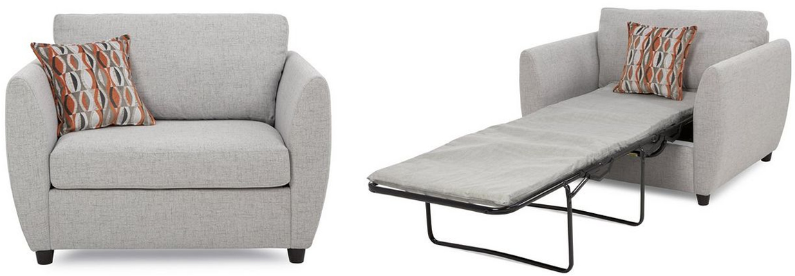 Finlay Cuddler Single Sofa Bed