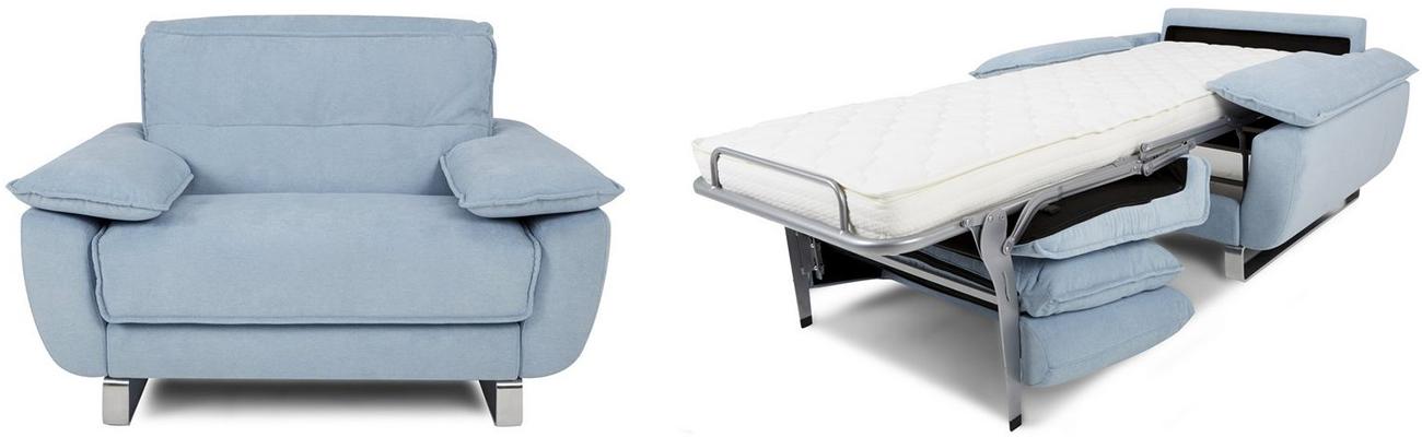 Fling Cuddler Armchair Bed