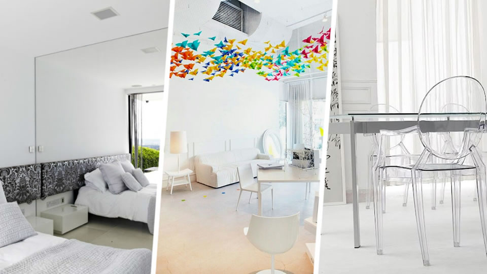 Top 15 Simple Ideas to Make a Small Room Look Bigger