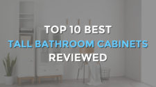 Top 10 Best Tall Bathroom Storage Cabinets