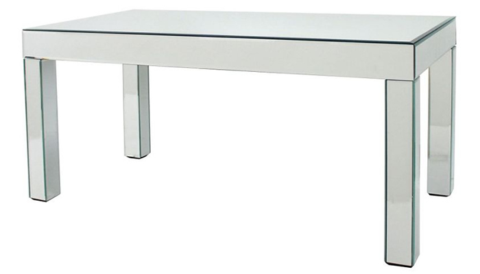 Debenhams Mirrored Coffee Table
