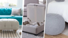 The Different Types of Footstools