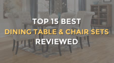 Top 15 Best Dining Table and Chair Sets