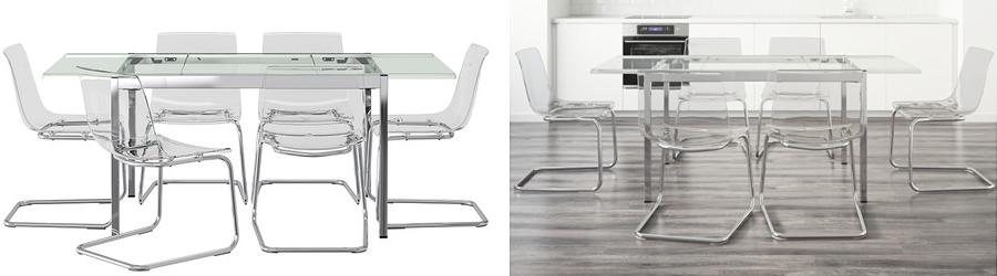 Ikea Glivarp & Tobias