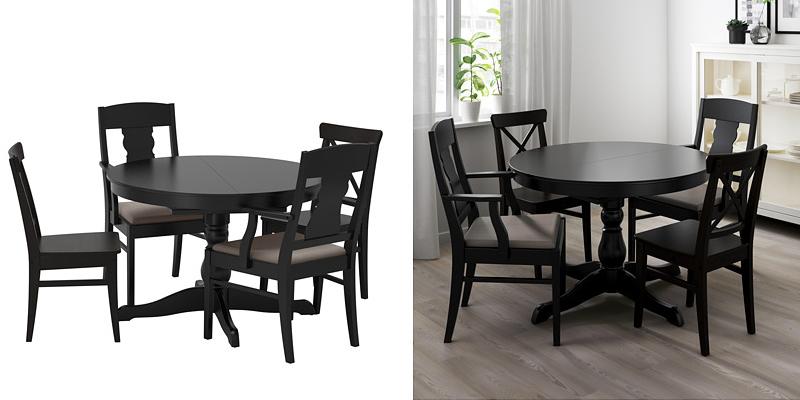 Ikea Ingatorp & Ingolf