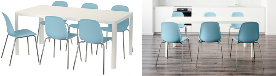 Ikea Leifarne & Tingby