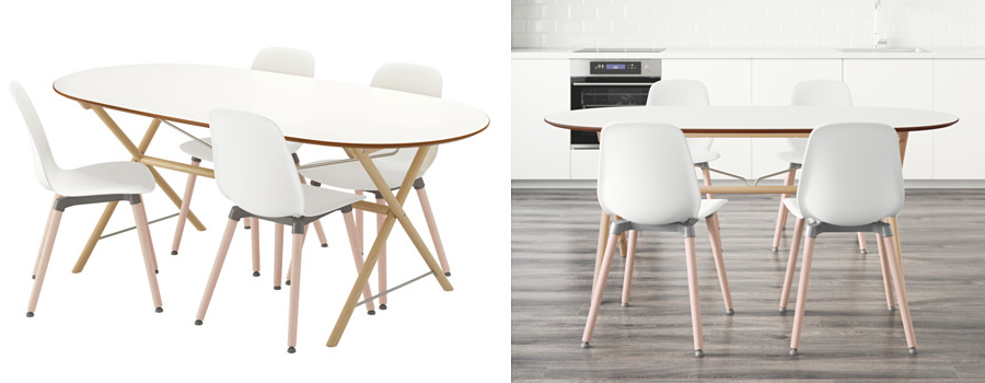 Ikea Slahult, Dalshult & Leifarne