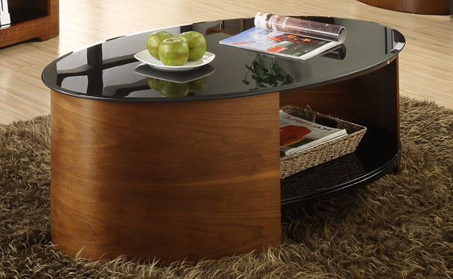 Curve Coffee Table by Jual