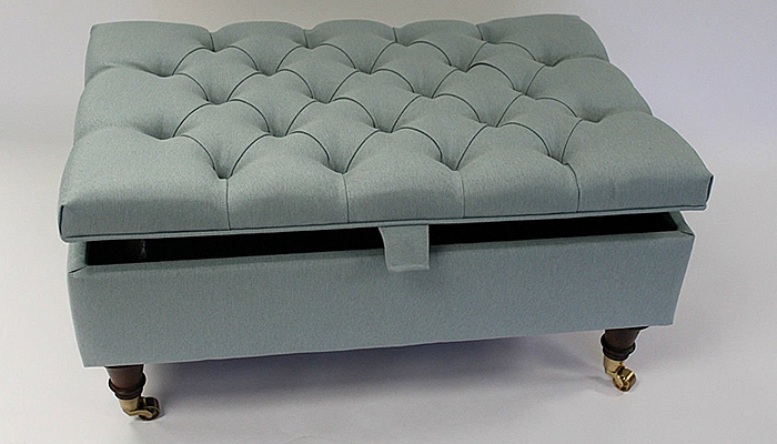 Simply Chaise Chesterfield