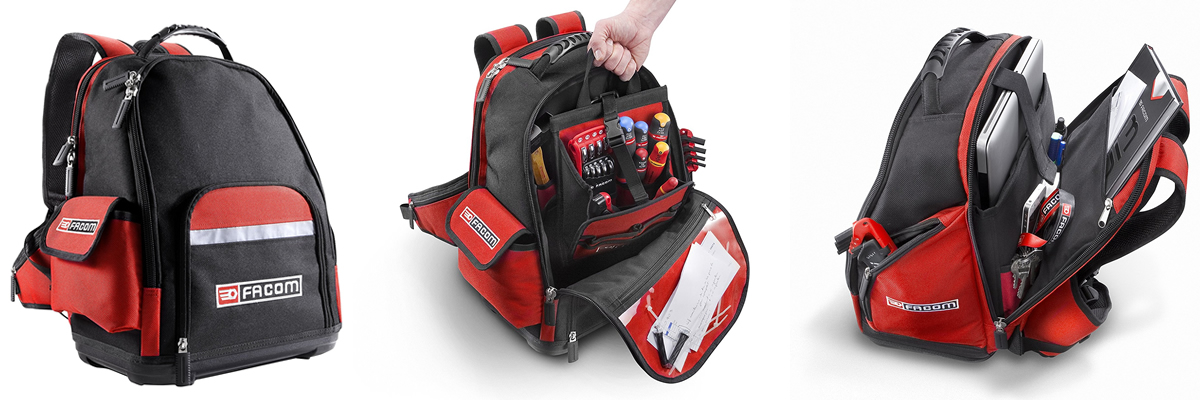 Facom Backpack Tool Bag | BS.L30PG