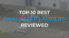 Top 10 Best Small Step Ladders | 2 and 3 Treads