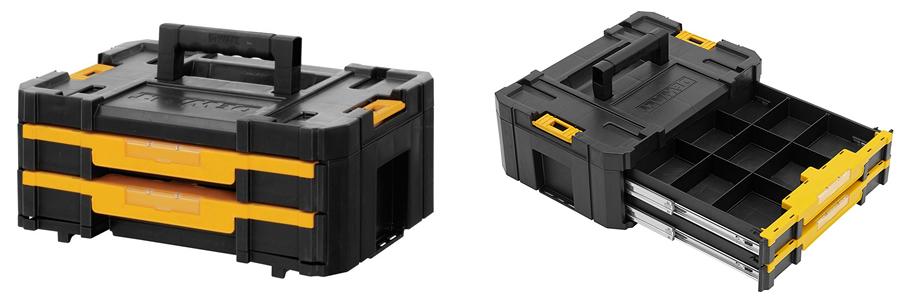 DeWalt T-Stak IV Tool Storage Box