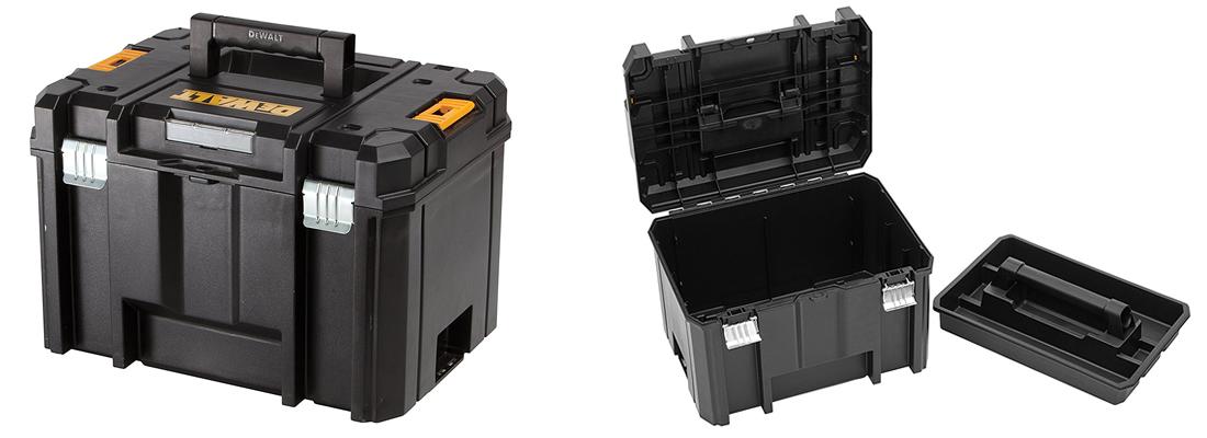 Dewalt T-Stak Deep Toolbox | DWST1-71195