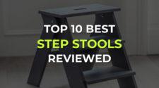 Top 10 Best Step Stools