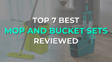 Top 7 Best Mop and Bucket Sets Reviewed