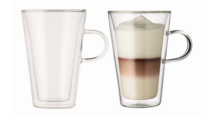 Bodum Canteen Double Wall Glass Set